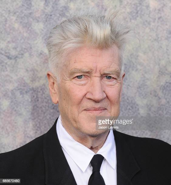 David Lynch attends the premiere of Twin Peaks at Ace Hotel on May 19 2017 in Los Angeles California
