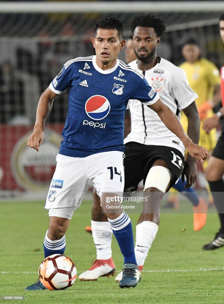 Millonarios v Corinthians - Copa CONMEBOL Libertadores 2018