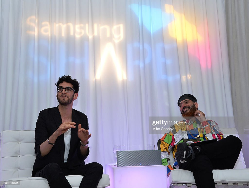 Samsung Shape Summer Mix Series With Chromeo