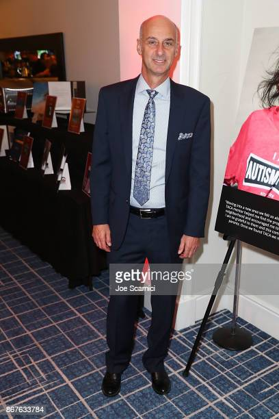 David Marciano attends the 11th Annual TACA 'Ante Up for Autism' Talk About Curing Autism at Hilton Waterfront Beach Resort on October 28 2017 in...