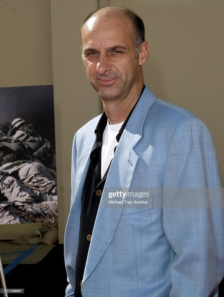 David Marciano during FX's 'Over There' Los Angeles Premiere - Arrivals at Darryl F. Zanuck Theatre on the FOX Lot in Los Angeles, California, United States.