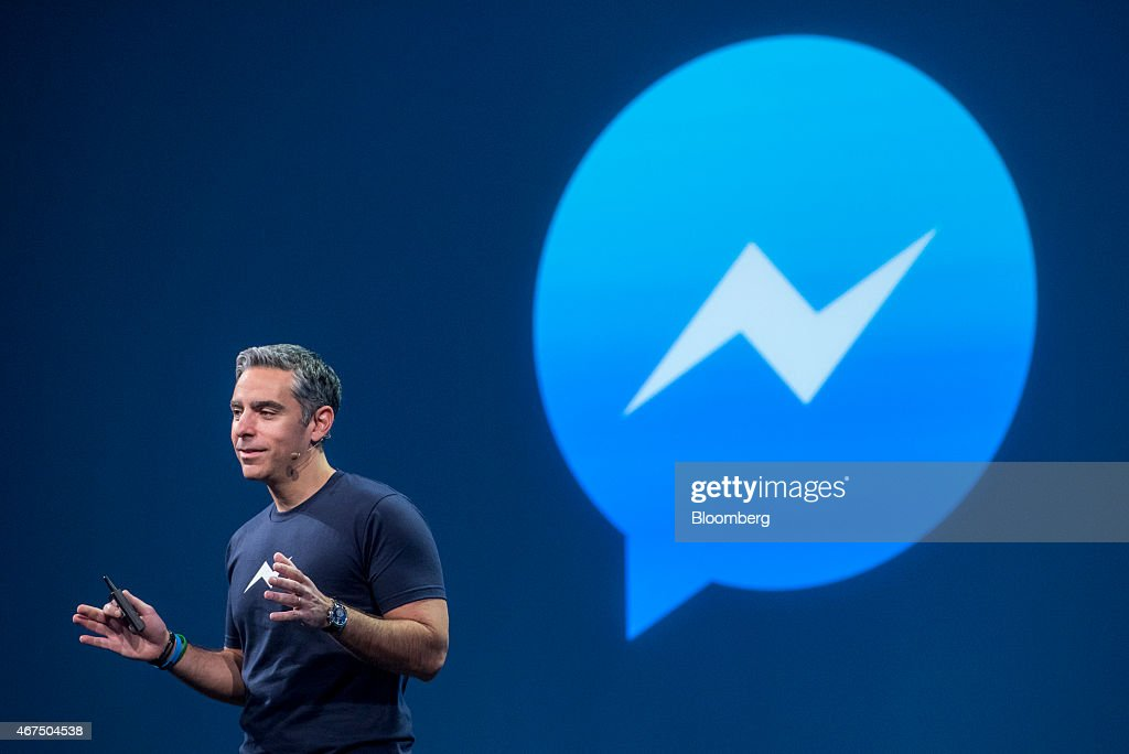 Inside The F8 Facebook Developers Conference : News Photo