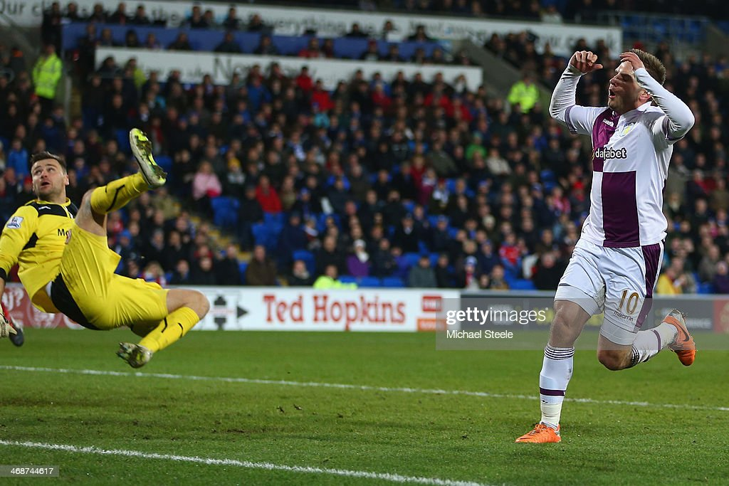 Cardiff City v Aston Villa - Premier League