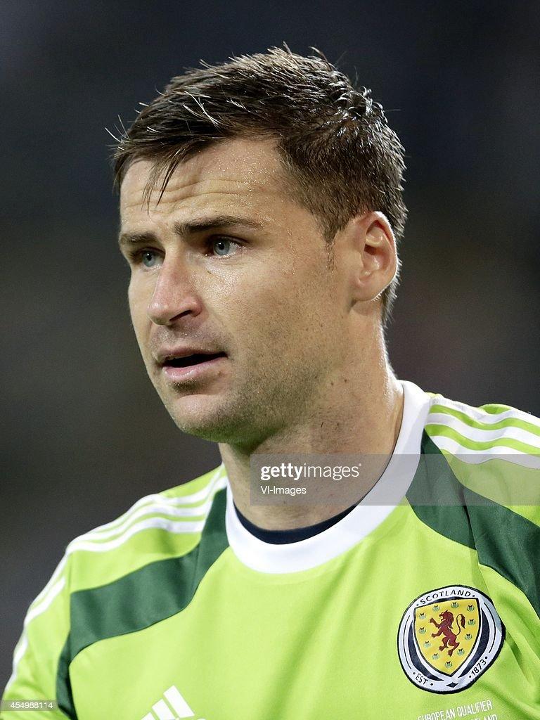 "EURO 2016 qualifying match - ""Germany v Scotland"" : News Photo"