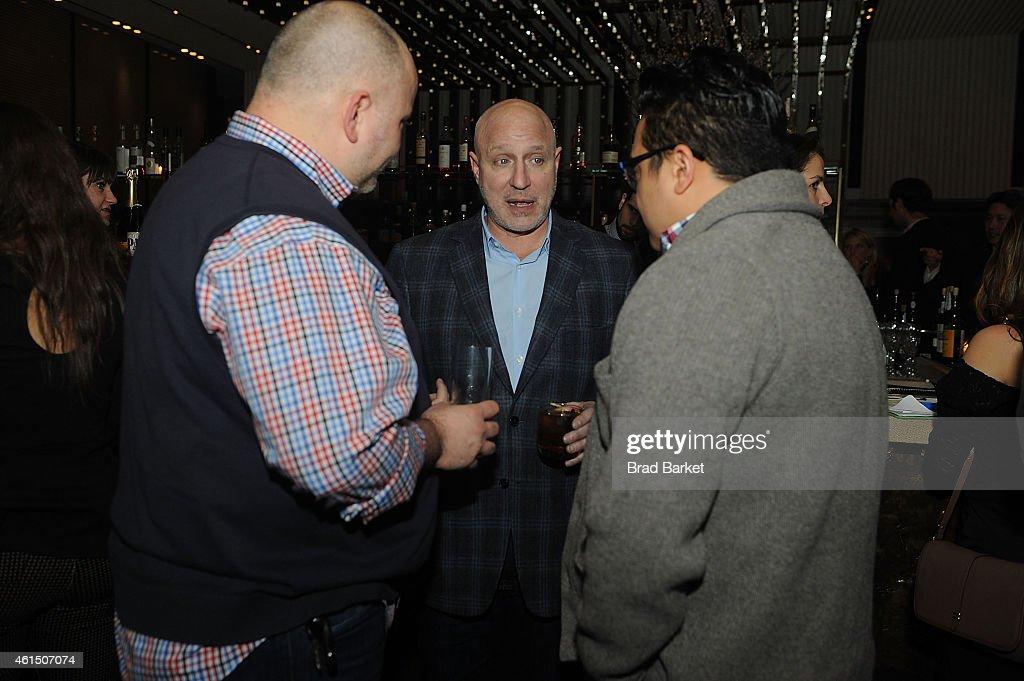 David Massoni Tom Colicchio And Dale Talde Attend As Ny Mag Bravo