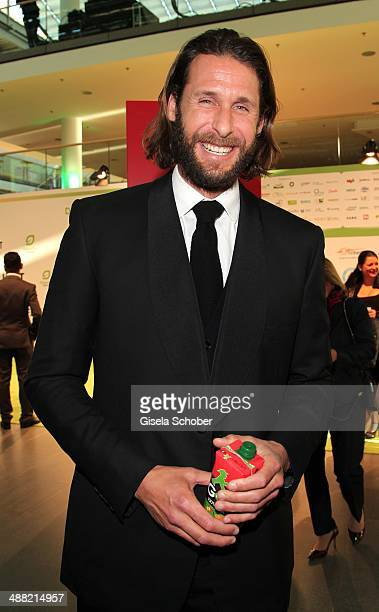David Mayer De Rothschild attends the GreenTec Awards 2014 at ICM Munich on May 4 2014 in Munich Germany