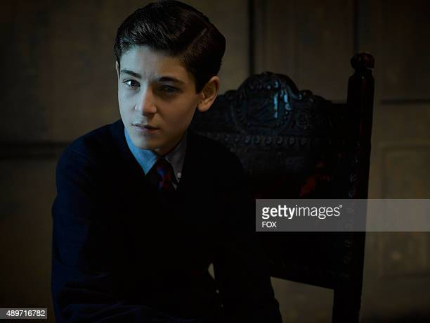 David Mazouz as Bruce Wayne GOTHAM premieres Monday Sept 28 on FOX