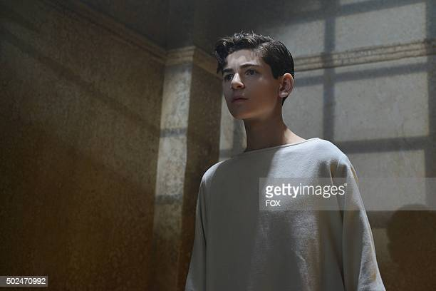 David Mazouz in the Rise of the Villains Worse Than A Crime episode of GOTHAM airing Monday Nov 30 on FOX
