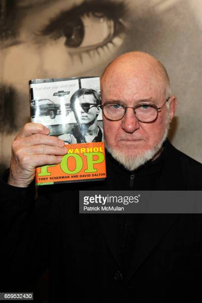 The Genius Of Andy Warhol Book Launch Party Stock Photos And Pictures