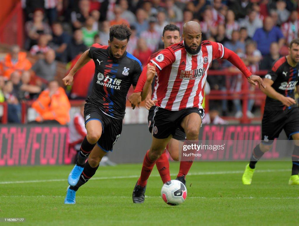 Sheffield United v Crystal Palace - Premier League : News Photo