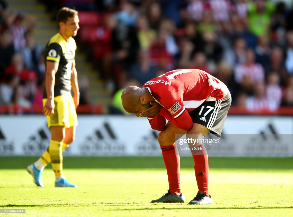 Sheffield United v Southampton FC - Premier League : News Photo