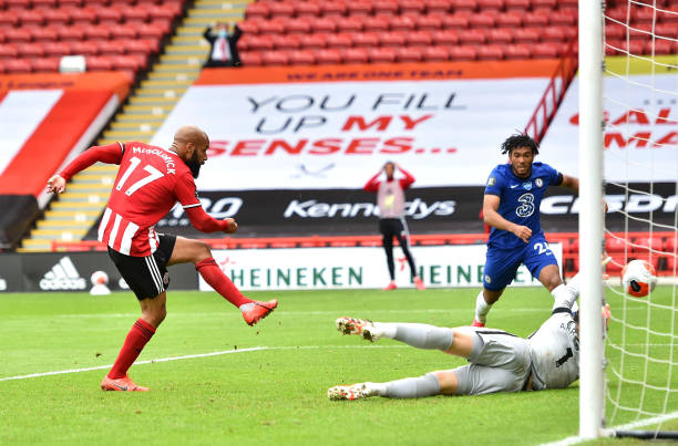GBR: Sheffield United v Chelsea FC - Premier League