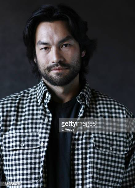 "David McInnis during 2007 Sundance Film Festival - ""Never Forever"" Portraits at Delta Sky Lodge in Park City, Utah, United States."