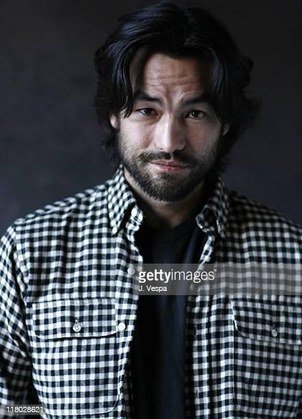 "David McInnis during 2007 Sundance Film Festival - ""Never Forever"" Portraits at Delta Sky Lodge in Park City, Utah, United States."