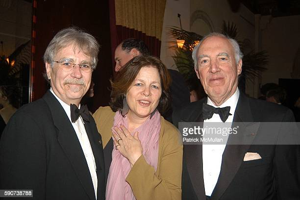 David McKenna Robin Massee and John Haskell attend Catherine Deneuve Honored at the French Institute Alliance Francaise 'La Nuit des Etoiles' Benefit...