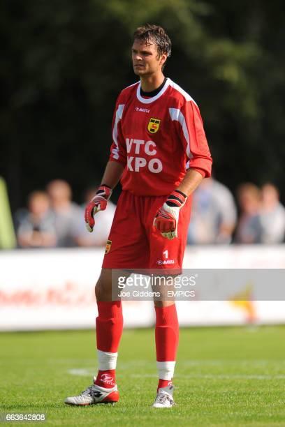 David Meul Cambuur Leeuwarden goalkeeper
