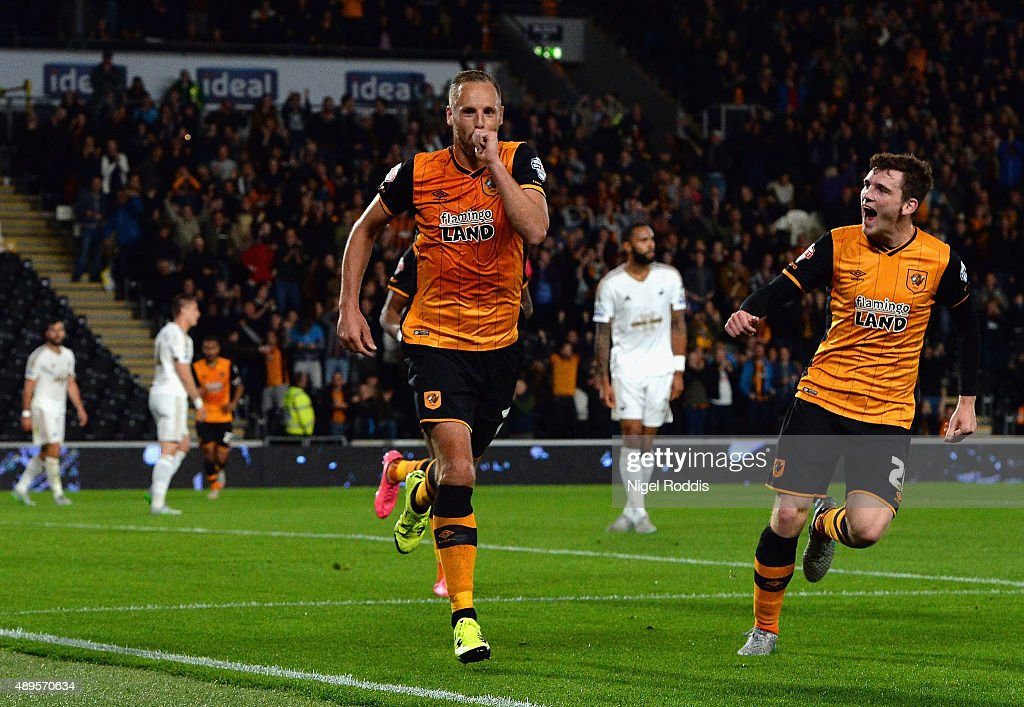 Hull City v Swansea City - Capital One Cup Third Round
