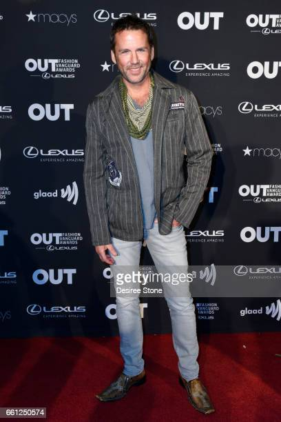 David Millbern attends the 2nd Annual OUT Fashion Vanguard Awards at Taglyan Complex on March 30 2017 in Los Angeles California