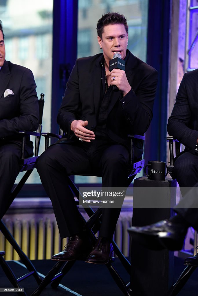 "AOL Build Speakers Series - Il Divo ""Amor & Pasion"""