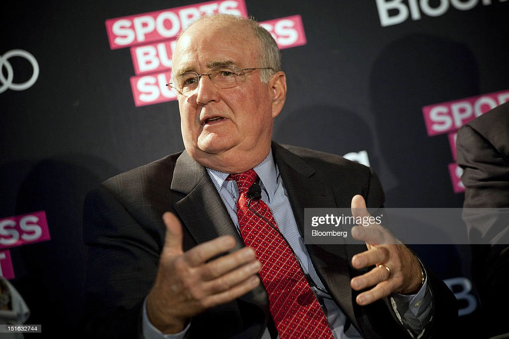Key Speakers At The Bloomberg Sports Business Summit : ニュース写真