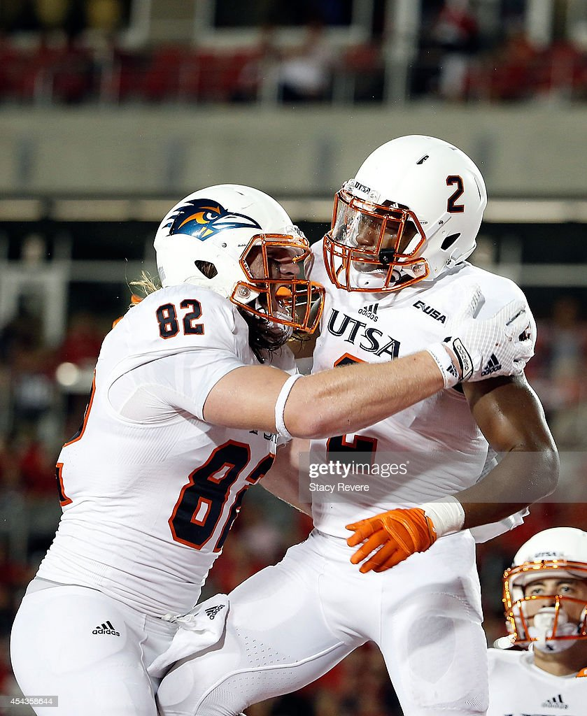 UTSA v Houston : News Photo
