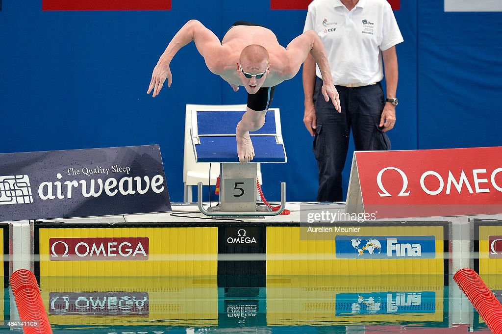 FINA Swimming World Cup 2015 Paris Chartres - Day 1