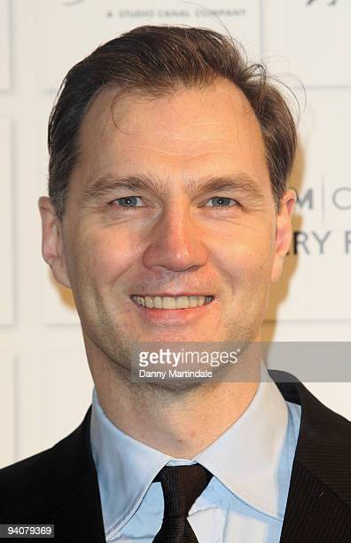 David Morrissey attends The British Independent Film Awards on December 6 2009 in London England