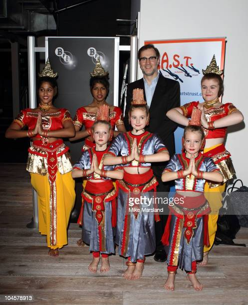 David Morrissey attends the Creative Arts Schools Trust event at BFI Southbank on September 30, 2010 in London, England.