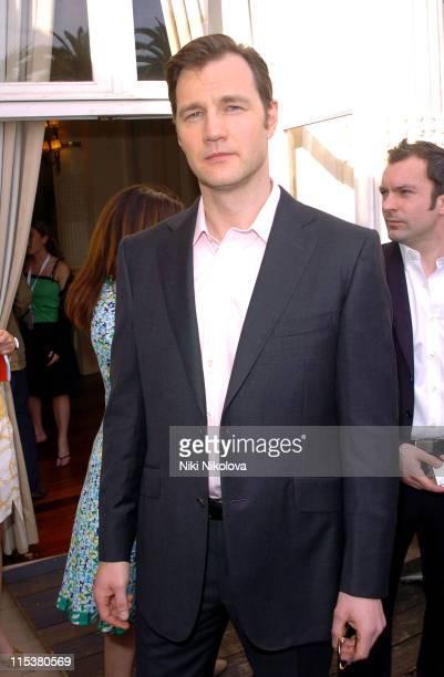 David Morrissey during 2005 Cannes Film Festival Basic Instinct 2 Risk Addiction Photocall in Cannes France