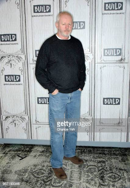 David Morse attends Build series to discuss The Iceman Cometh at Build Studio on April 27 2018 in New York City