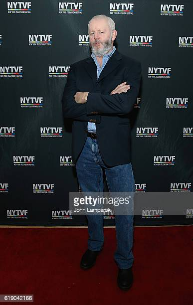 David Morse attends Development Day Panels during the 12th Annual New York Television Festival at Helen Mills Theater on October 29 2016 in New York...