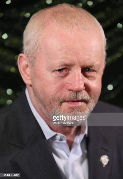 David Morse attends the 2018 Tony Awards Meet The Nominees Press Junket on May 2 2018 at the Intercontinental Hotel in New York City