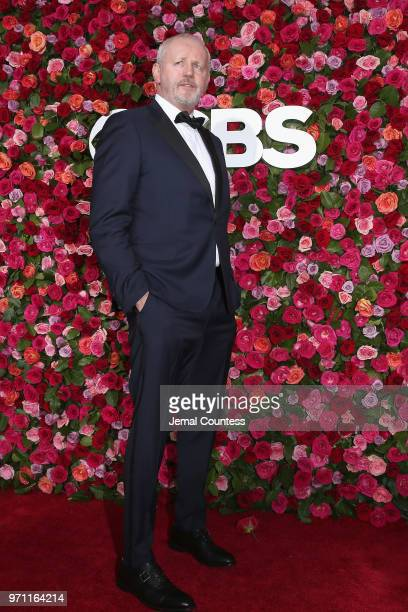 David Morse attends the 72nd Annual Tony Awards at Radio City Music Hall on June 10 2018 in New York City