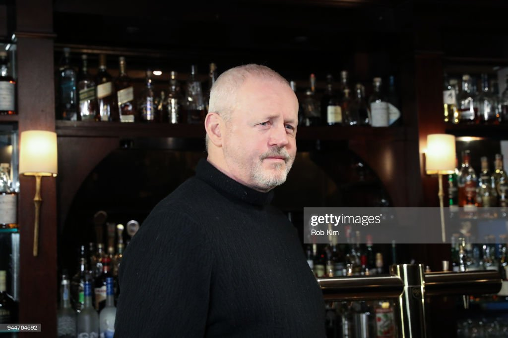 David Morse attends 'The Iceman Cometh' Broadway Meet The Press at Delmonico's on April 11, 2018 in New York City.