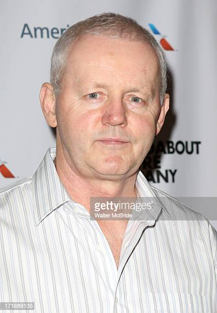 David Morse attends The Unavoidable Disappearance of Tom Durnin Opening Night at Laura Pels Theatre on June 27 2013 in New York City