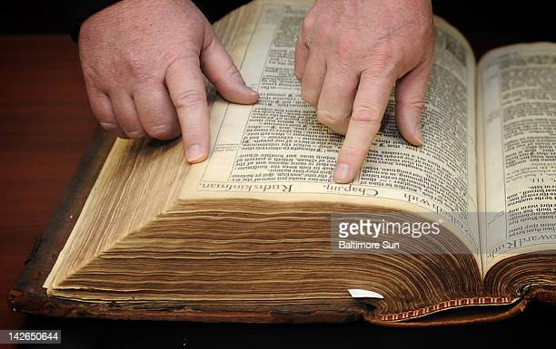 60 Top King James Bible Pictures, Photos, & Images - Getty