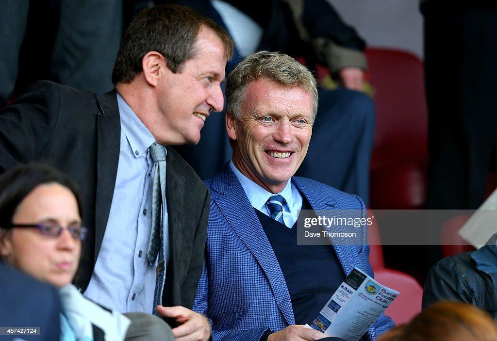Burnley v West Ham United - Premier League : News Photo