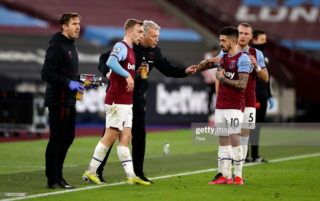 West Ham United v Sheffield United - Premier League : News Photo