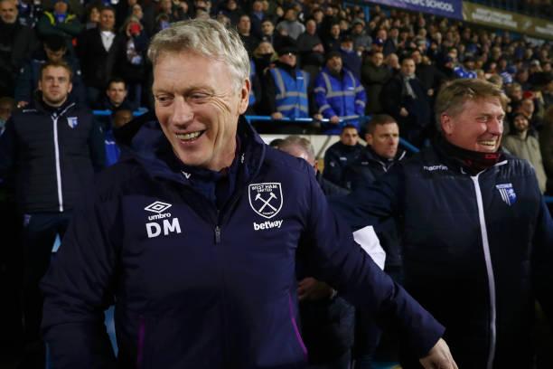 Gillingham FC v West Ham United - FA Cup Third Round
