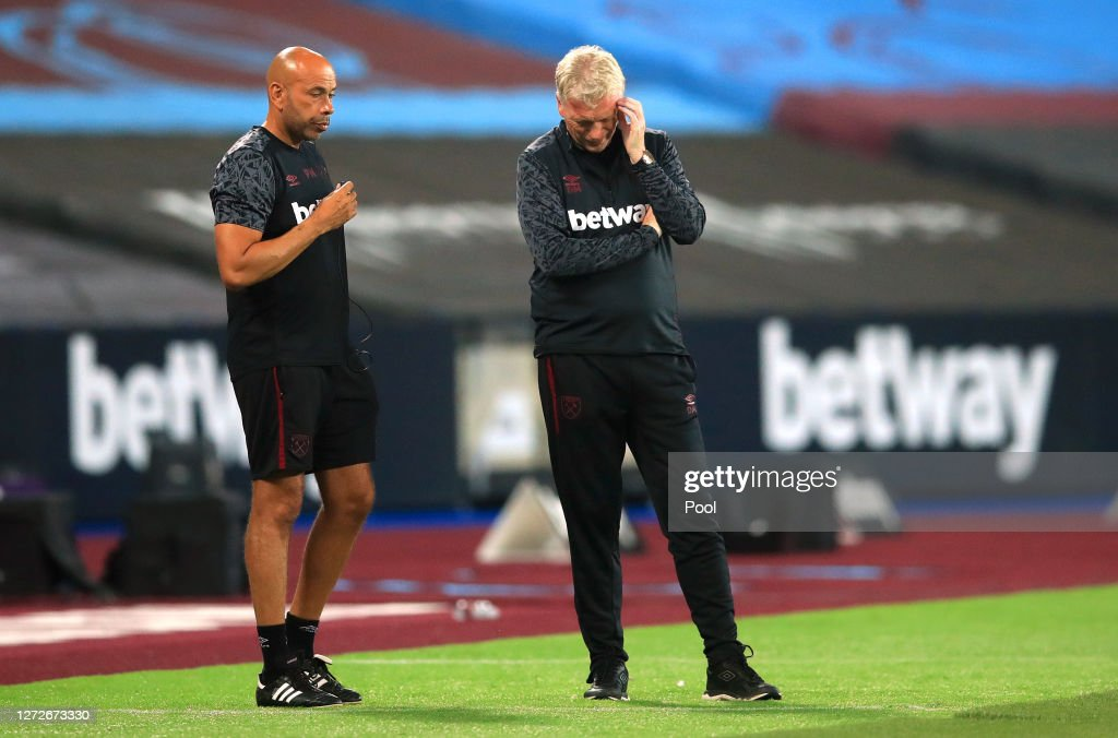 West Ham United v Charlton Athletic - Carabao Cup Second Round : News Photo