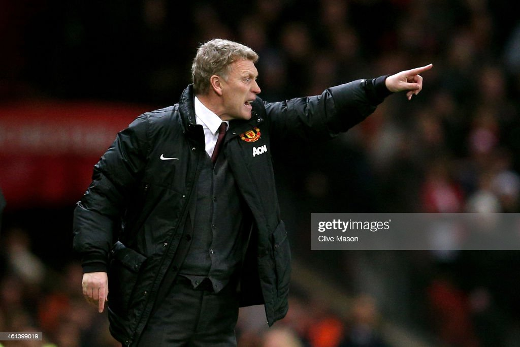 Manchester United v Sunderland - Capital One Cup Semi-Final: Second Leg : News Photo