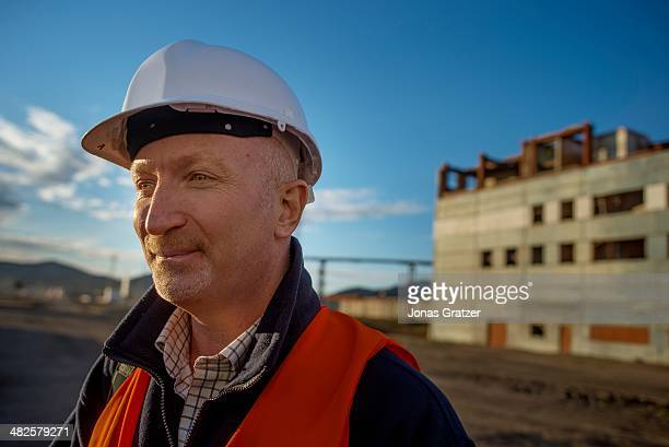 David Mundy, Head of Security at the Sharyn Gol coal mine located in the Sharyngol district of Mongolia; he is responsible for making sure all...