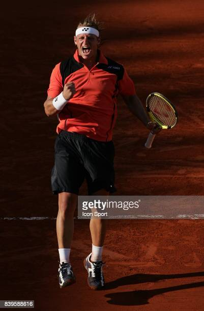 David NALBANDIAN Roland Garros 2006 Jour 10