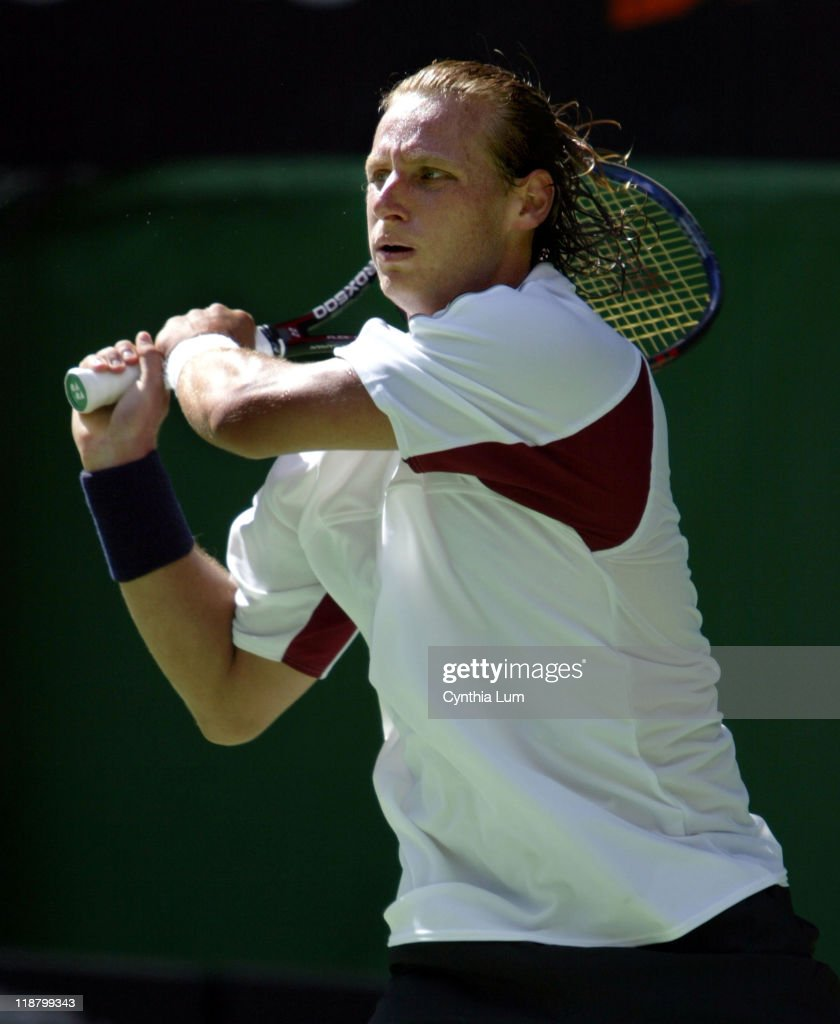 2004 Australian Open - Men's Singles - Third Round - David Nalbandian vs Wayne
