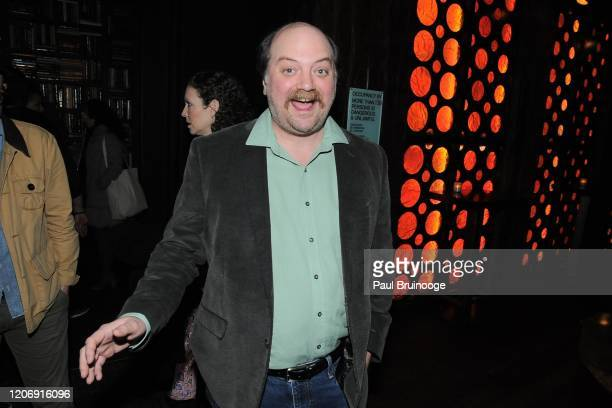 David Neal Levin attends Sony Pictures Classics And The Cinema Society Host A Special Screening Of The Climb at iPic Theater on March 12 2020 in New...