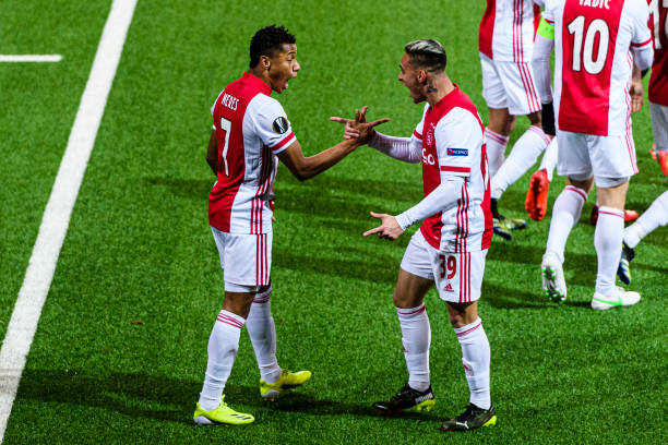 CHE: BSC Young Boys v Ajax - UEFA Europa League Round Of 16 Leg Two