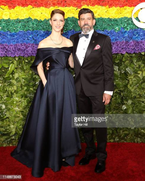 David Neumann attends the 2019 Tony Awards at Radio City Music Hall on June 9 2019 in New York City