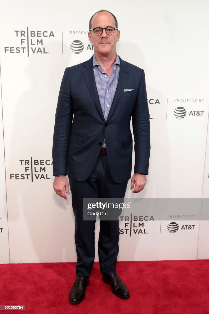 David Nevins attends Showtime's World Premiere of The Fourth Estate at Tribeca Film Festival Screening at BMCC Tribeca Performing Arts Center on April 28, 2018 in New York City.
