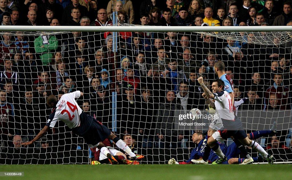 Aston Villa v Bolton Wanderers - Premier League