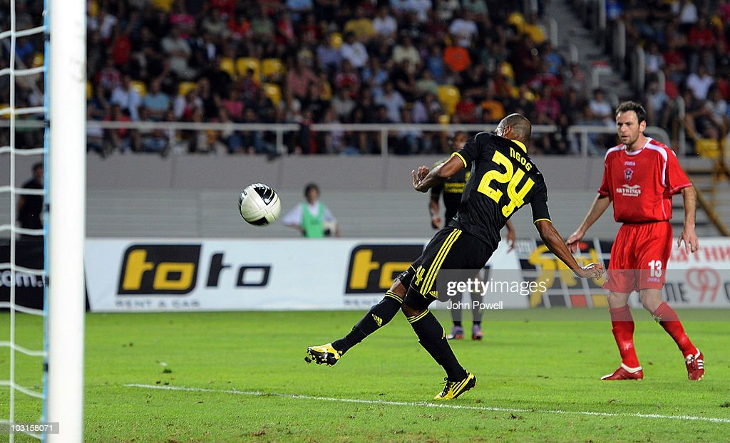 Rabotnicki Skopje v Liverpool - Europa League Qualifying